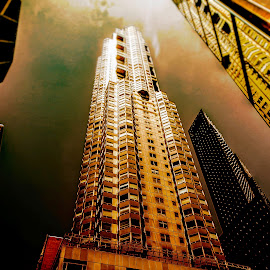 8 AVENUE.NY by Maks Erlikh - Buildings & Architecture Office Buildings & Hotels ( modernismus, ny architecture, 8th avenue, ny, ny skyskrapers )