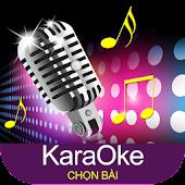 App Karaoke Chon Bai APK for Windows Phone