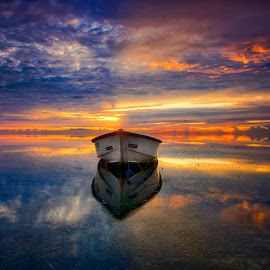 Mourn in silence .... by Rizal Ardian - Landscapes Sunsets & Sunrises