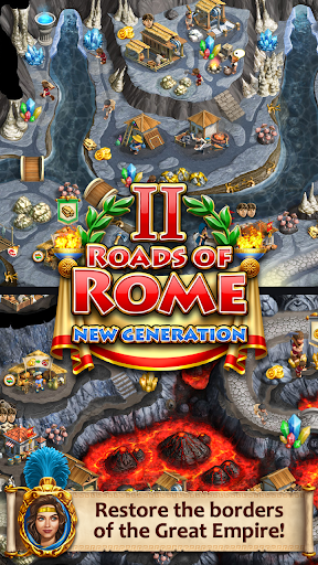 Roads of Rome: New Generation 2 screenshot 5