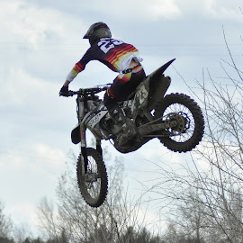 jump by Jean-Pierre Machet - Sports & Fitness Motorsports ( racing, motocrosse, sport, jump )