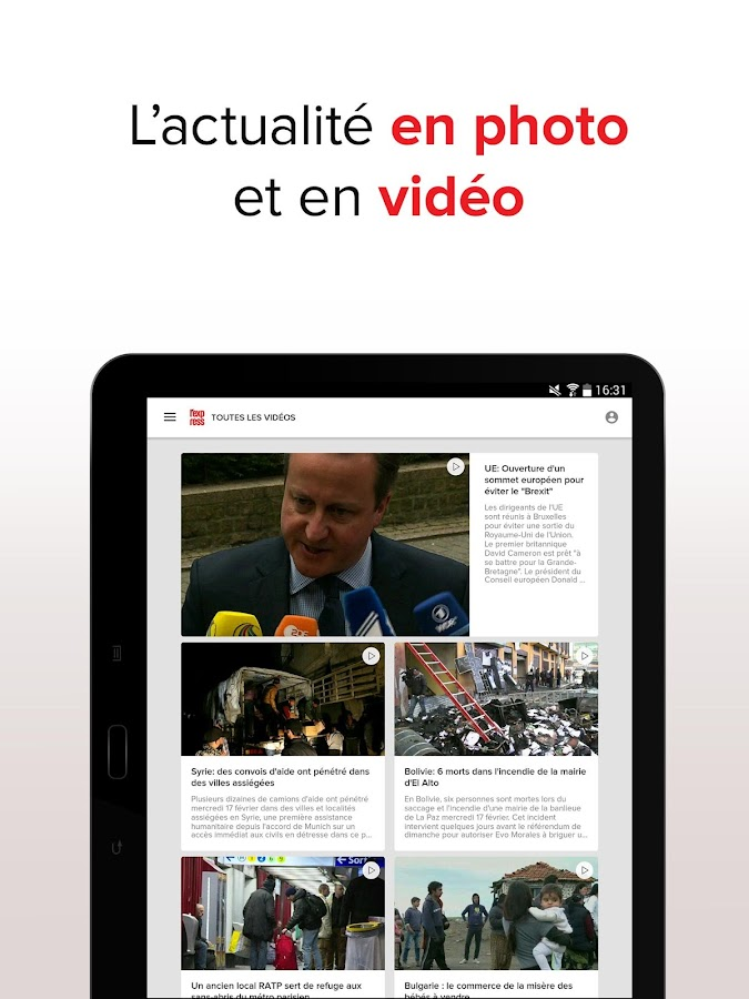 L'Express : l'actu en continu Screenshot 10