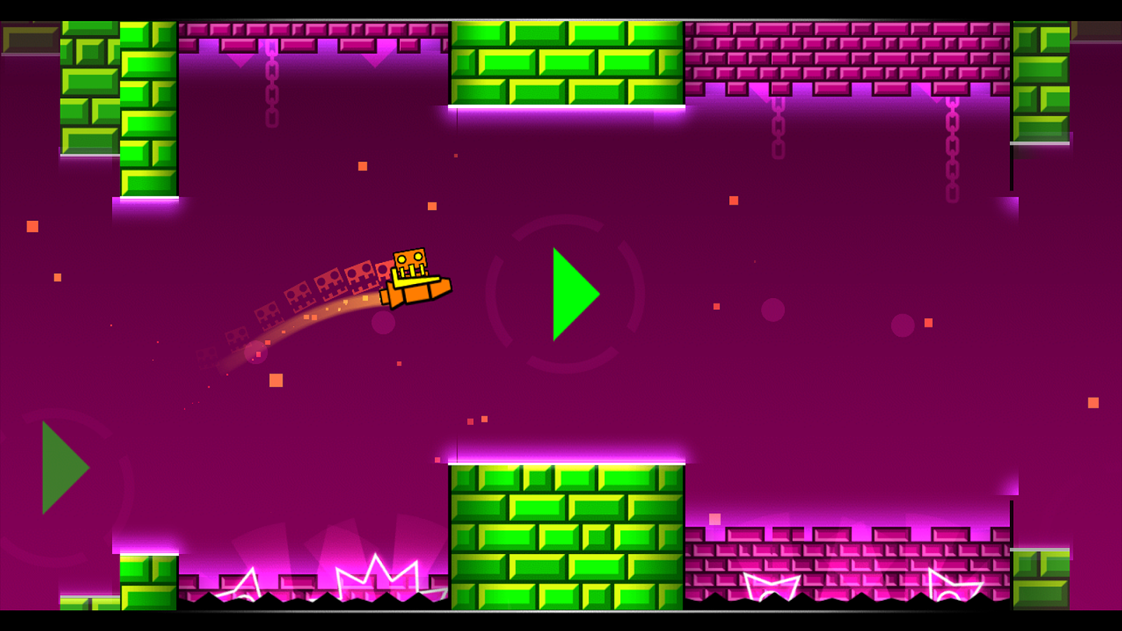 Geometry Dash Meltdown Screenshot 4