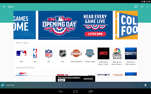 TuneIn Radio - Radio & Music APK for Bluestacks