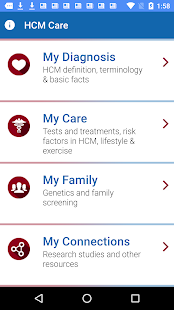 HCM Care screenshot for Android