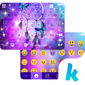 Butterfly Dream Kika Keyboard APK baixar