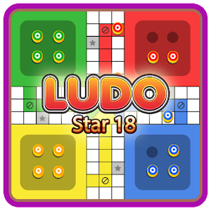 Download free Ludo Star 18' for PC on Windows and Mac