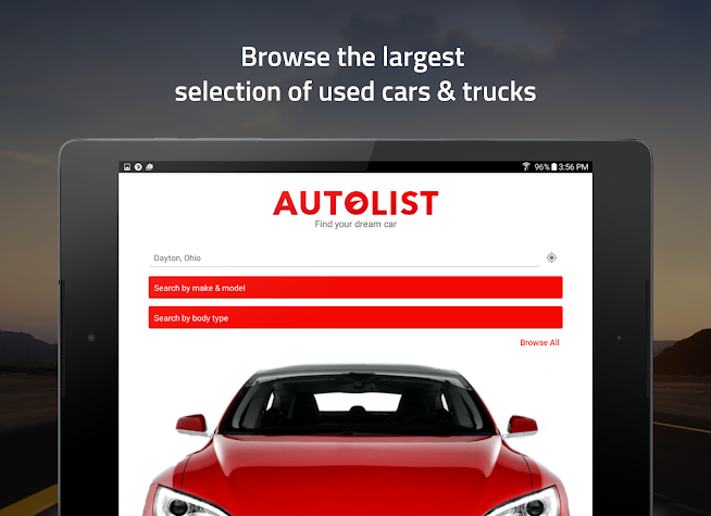 Used Cars and Trucks for Sale Screenshot