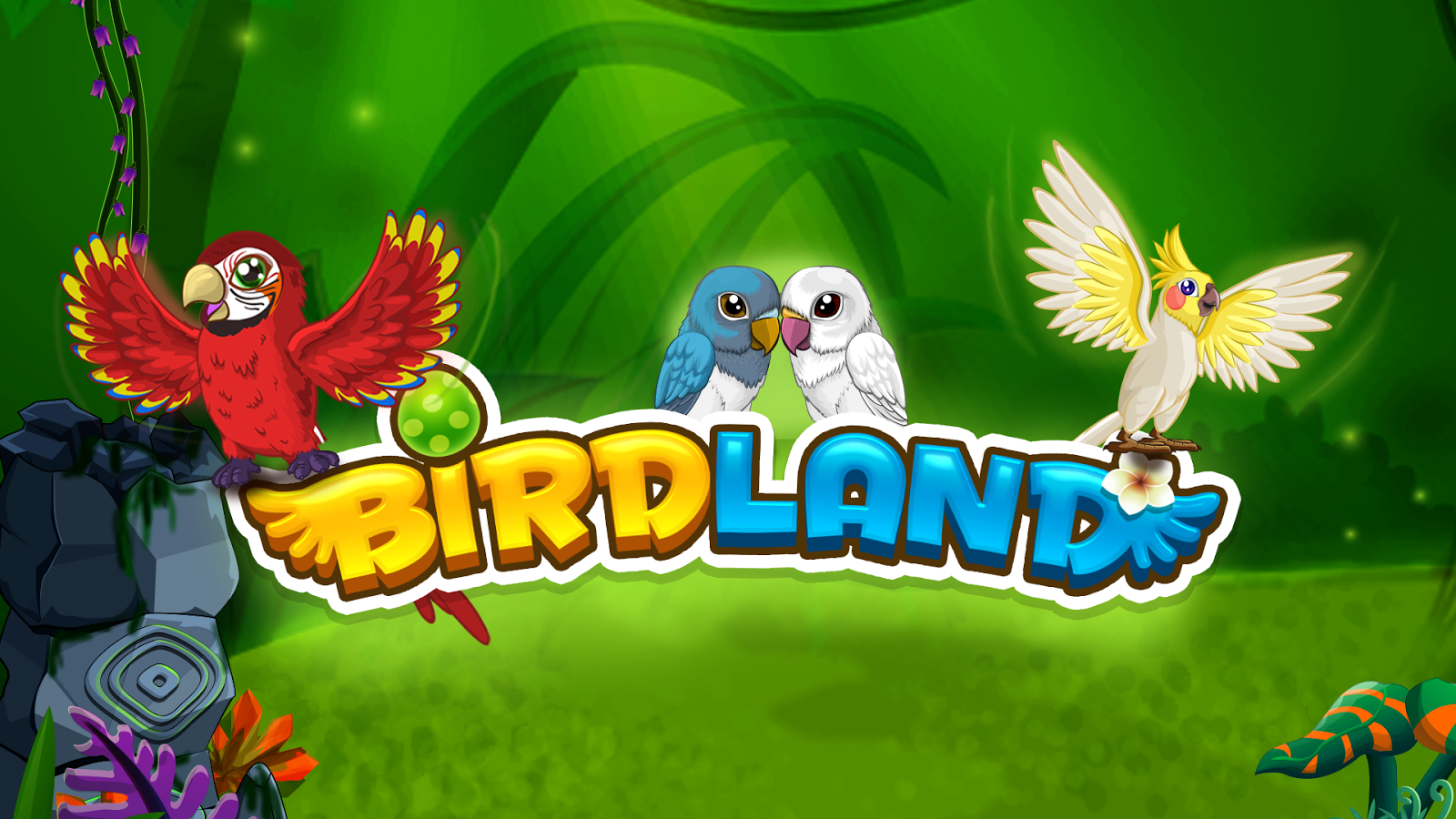 Bird Land Paradise Screenshot 1