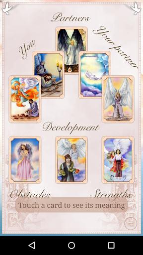 Angel Tarot - reading - screenshot