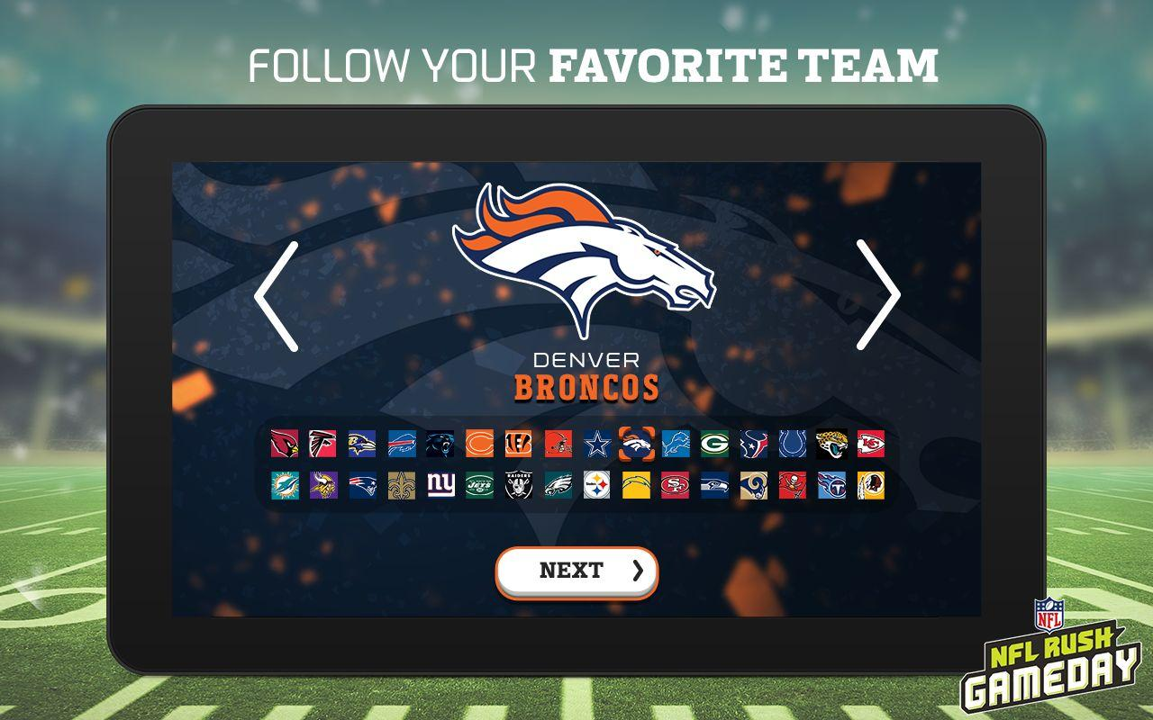 NFL Rush Gameday Screenshot 11
