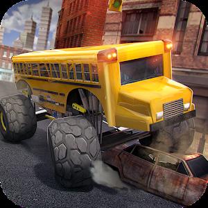 Cover art Top Bus Racing Derby Simulator
