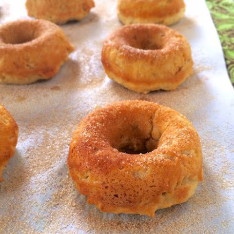 Mashed Baked Potato Donuts