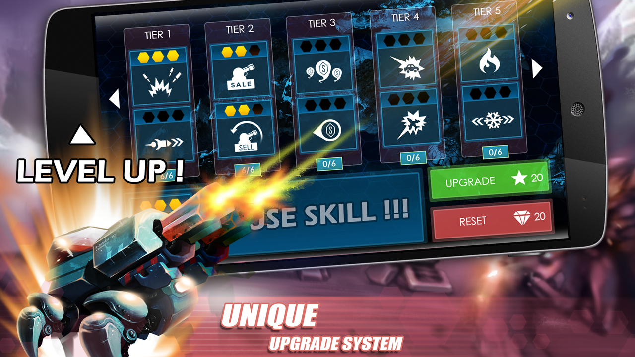 Tower Defense: Invasion HD Screenshot 4