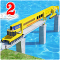 Bridge Construction on River Road: Unique Game 2 APK for Bluestacks