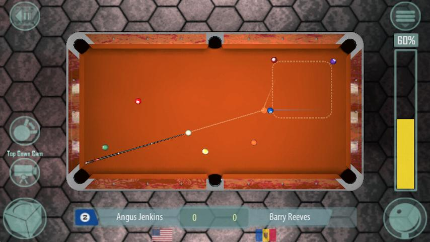 International Pool Screenshot 2