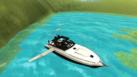 Flying Yacht Simulator APK