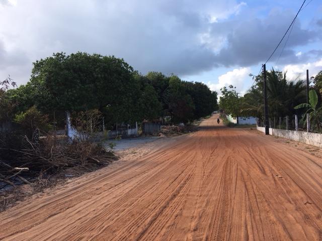 Vendo lote de 1.020m² a apenas 200 metros da linda Praia de Carapibus!