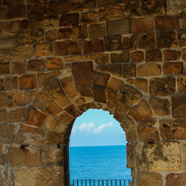 Akko, Israel by Alyce Givarz - Buildings & Architecture Public & Historical ( akko, mediterranean sea, israel )