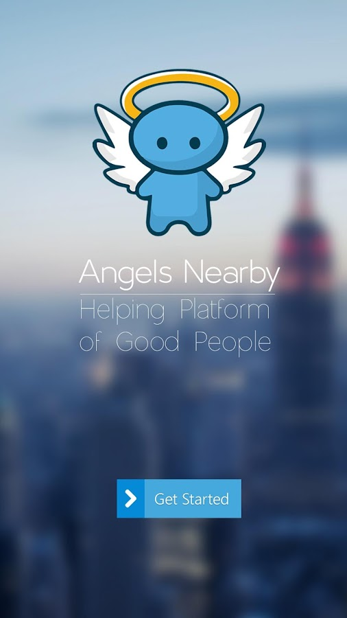 Angels Nearby™ Screenshot 0
