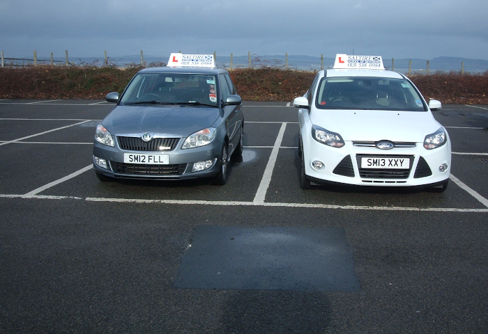 Driving Lesson Cars