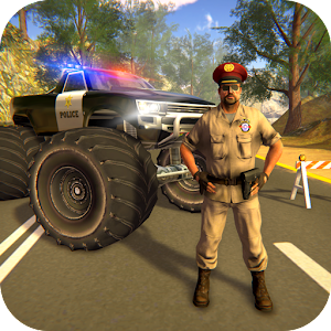 Police Truck Gangster Car Chase For PC / Windows 7/8/10 / Mac – Free Download