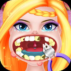 Princess pet hospital - tooth dentist Surgery Game For PC (Windows & MAC)