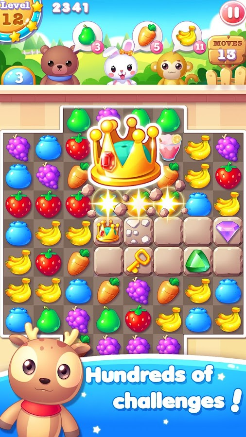 Fruit Bunny Mania Screenshot 7