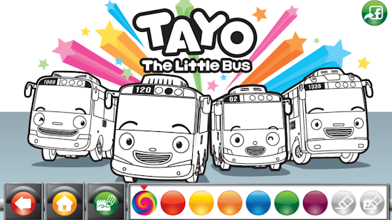 App Tayo's Garage Game APK for Windows Phone