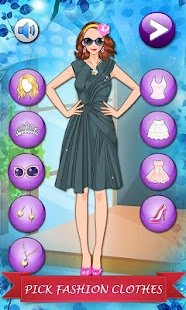 Romantic Dinner: Girl Dressup - screenshot