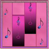 Piano Pink Tiles Game APK for Bluestacks