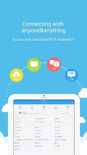 ES File Explorer File Manager APK for Bluestacks