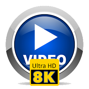 8k Video Downloader & 8K Video Player Ultra HD