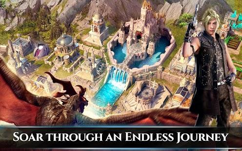 Game Final Fantasy XV: A New Empire APK for Windows Phone