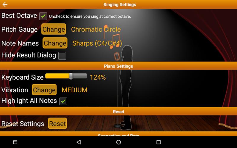 Voice Training Pro Screenshot 14