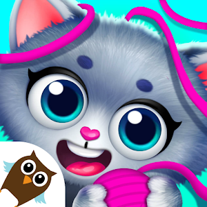 Little Kitty Town - Collect Cats & Create Stories Online PC (Windows / MAC)