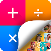 App Calculator Vault- Gallery Lock apk for kindle fire