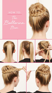 Cute Hairstyle Tutorial - screenshot