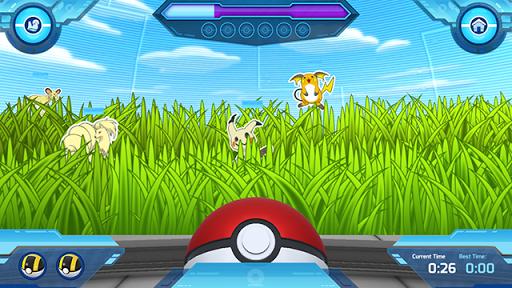 Camp Pokémon screenshot 4