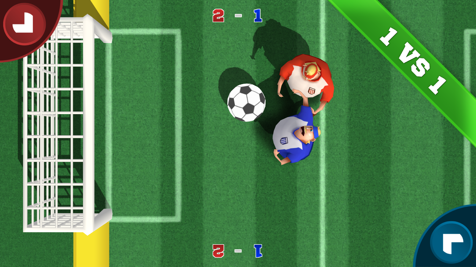 Soccer Sumos - Party game! Screenshot 1