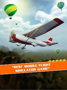 Flight Pilot Simulator 3D Free- screenshot thumbnail