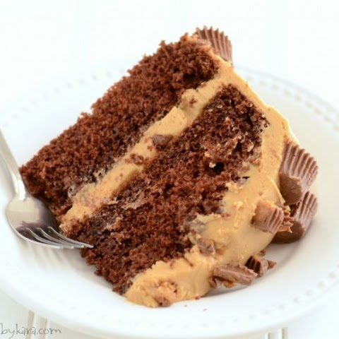 Reeses Chocolate Peanut Butter Cake Reese's Peanut Butter