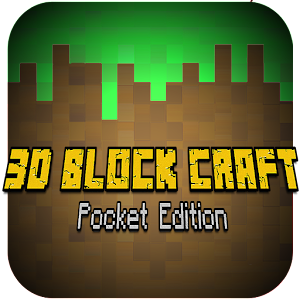 3d Block Craft Games For PC / Windows 7/8/10 / Mac – Free Download