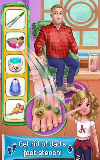 EEW! Stinkiest Feet Ever - My Dad's Smelly Problem For PC