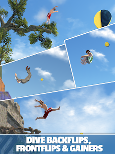 Game Flip Diving APK for Windows Phone
