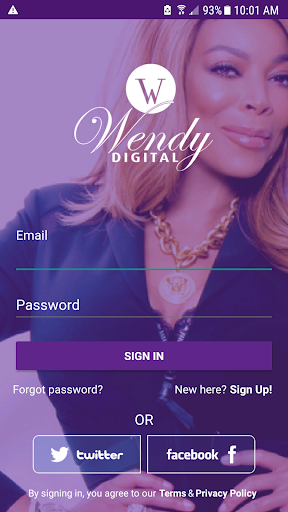 Wendy Digital App For PC