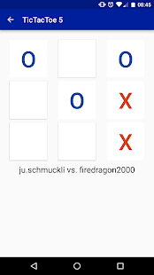 TicTacToe 5 - screenshot