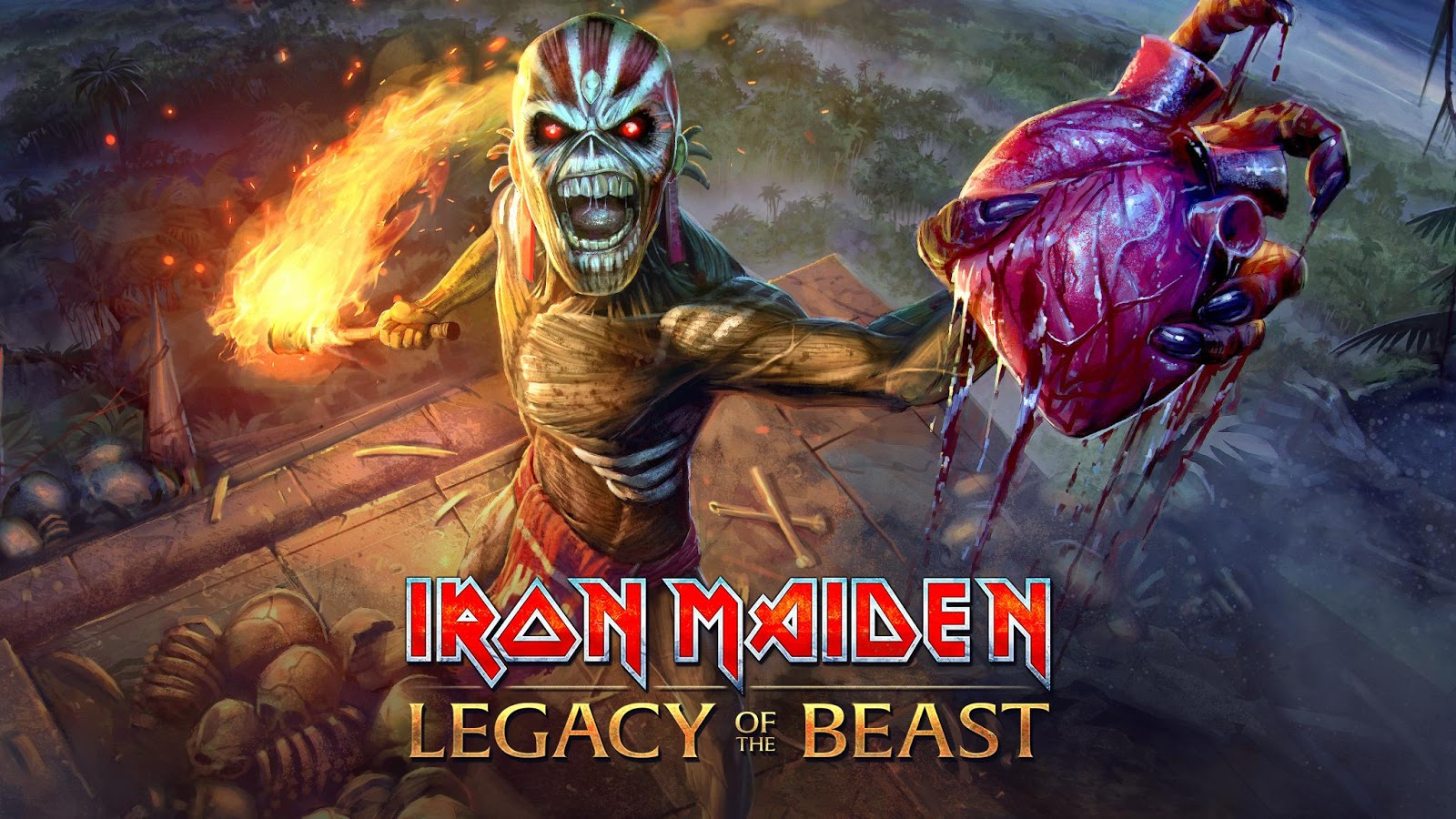Maiden: Legacy of the Beast Screenshot 8