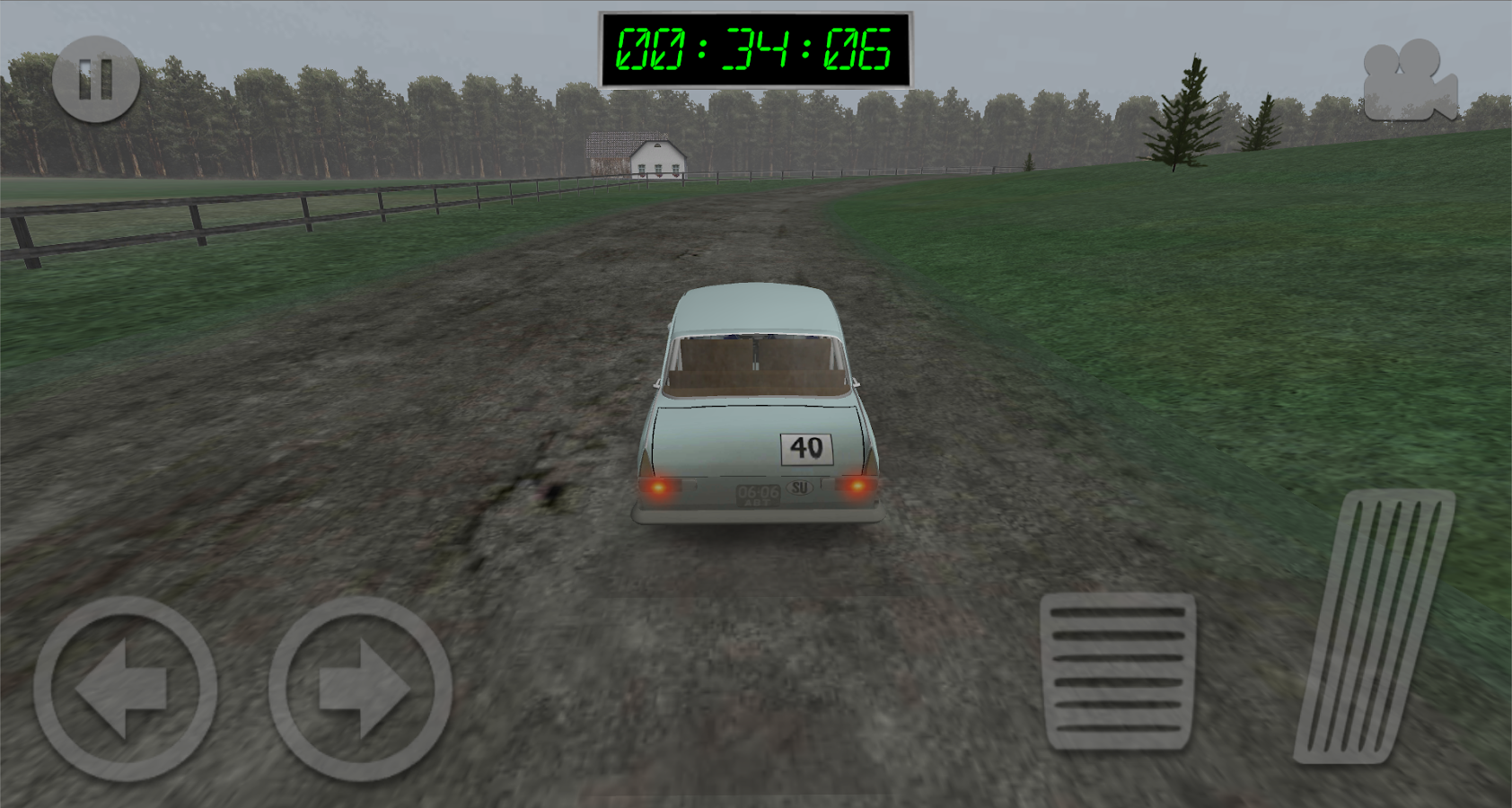 Soviet Rally Screenshot 2