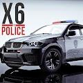 X6 Vs Police